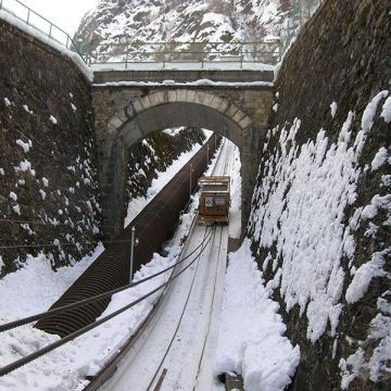 Special installation – Funicular Redock, Italy
